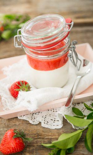 Erdbeerjoghurt 1